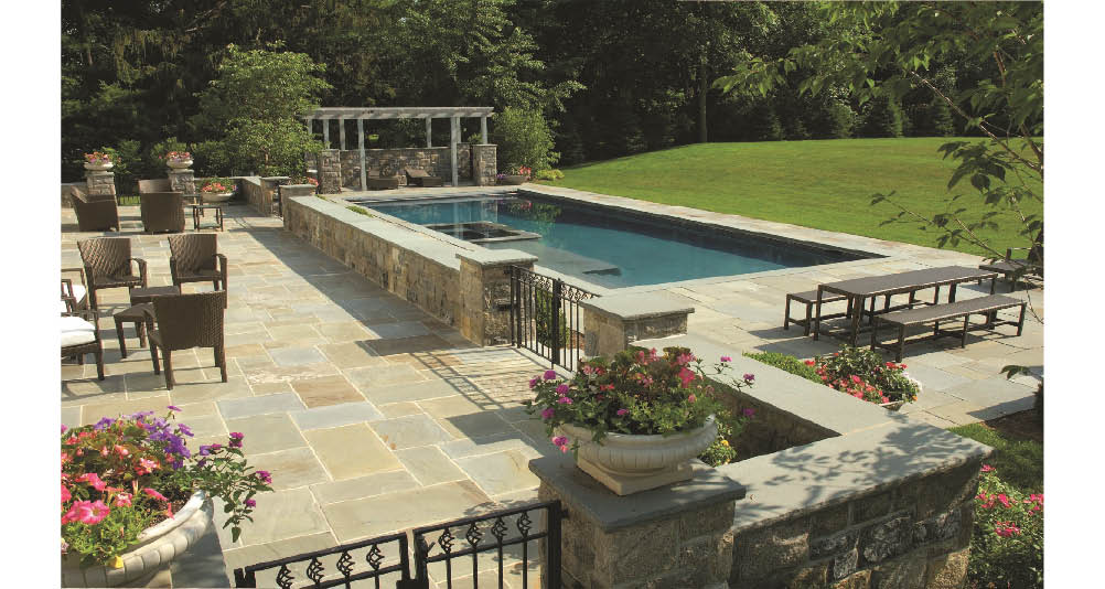 Hardscaping surface solutions from Creative Stone Evolutions