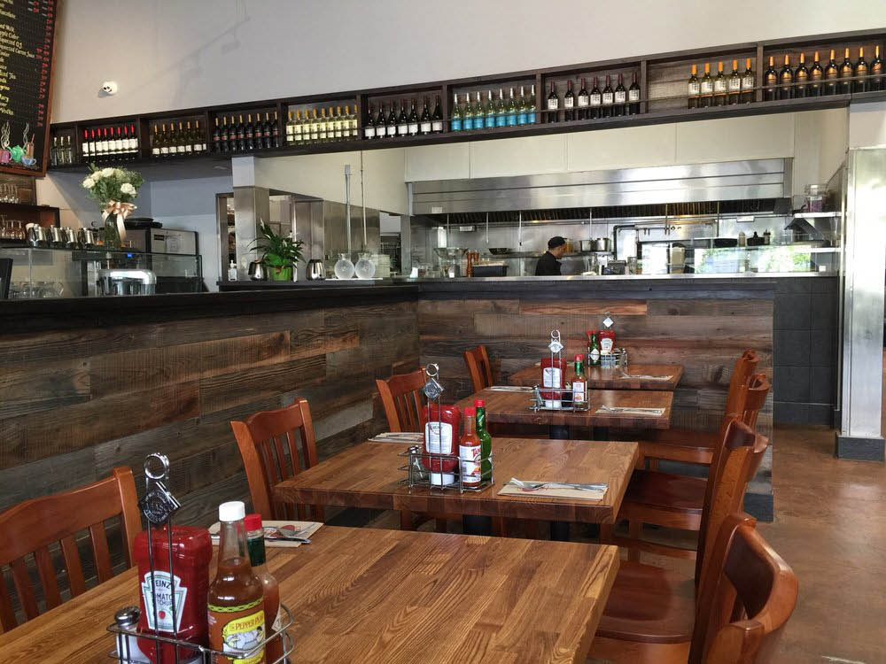 We have a table for you at our Crepevine Restaurant on Piedmont Avenue in Oakland, CA