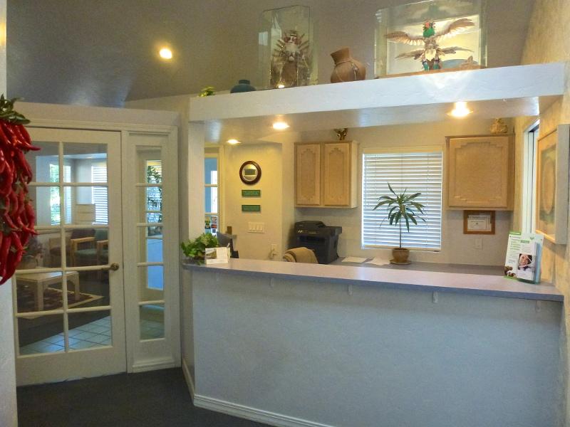 The dentist office of Dr. Herbert