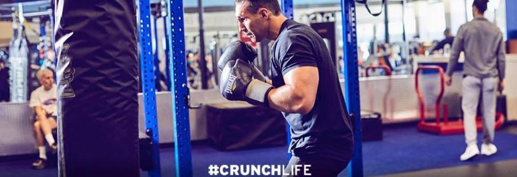 Crunch Fitness Banner