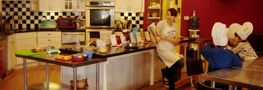 Cucina ad est