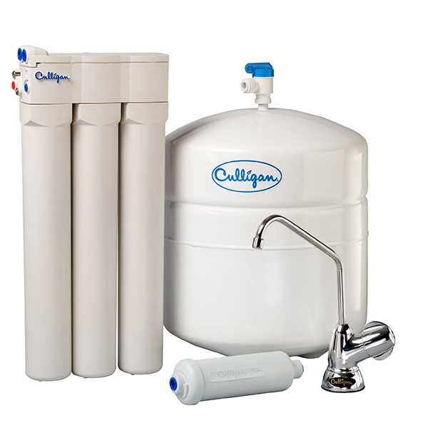 Water Filtration from Culligan Water of Minnetonka MN