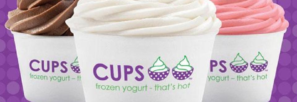 Cups Frozen Yogurt in Fair Lawn NJ