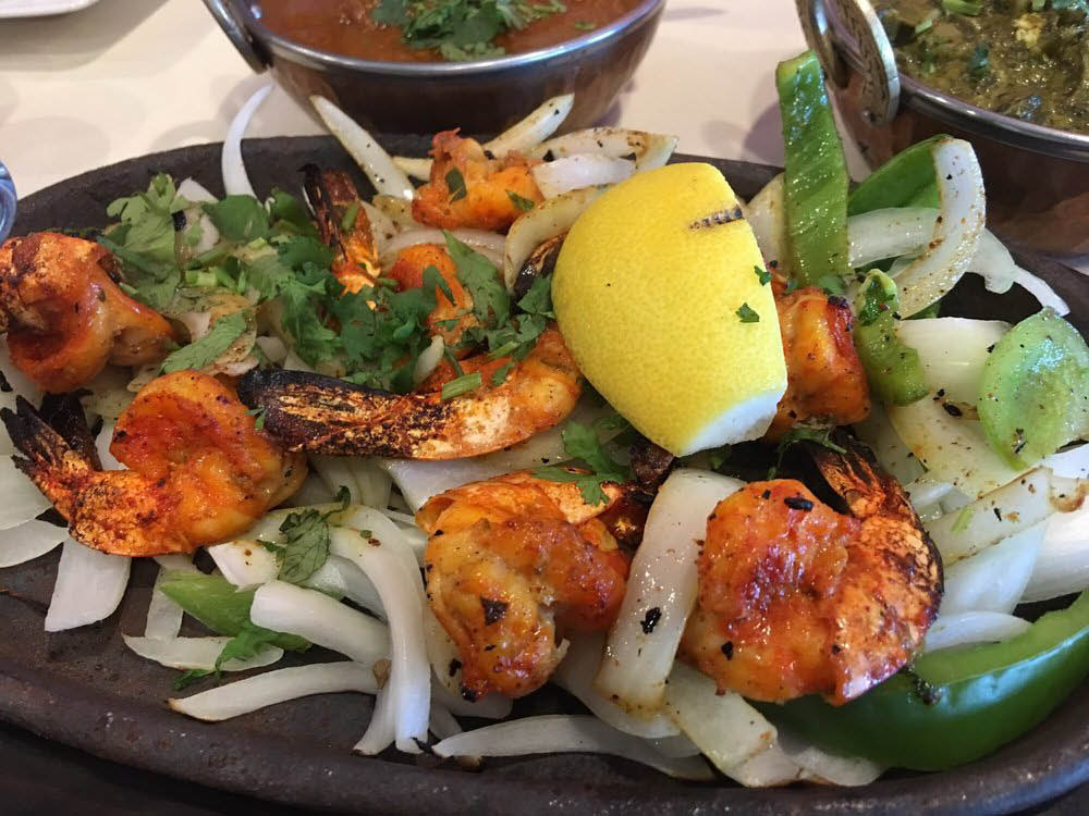 Fresh from our clay pit oven, we offer Tandoori Prawns in El Sobrante, CA