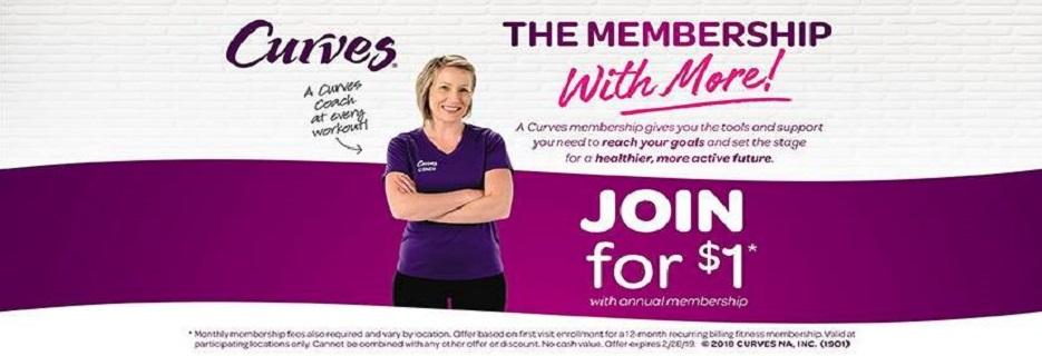 curves gym membership