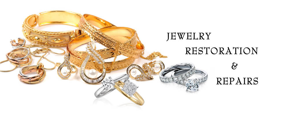 Jewelry restoration & repairs from D'Andrea's Jewelers in Sussex, NJ