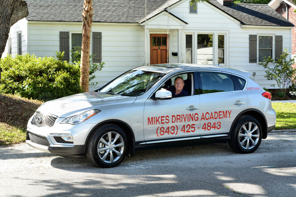 driving school vehicle; South Caroline driving schools