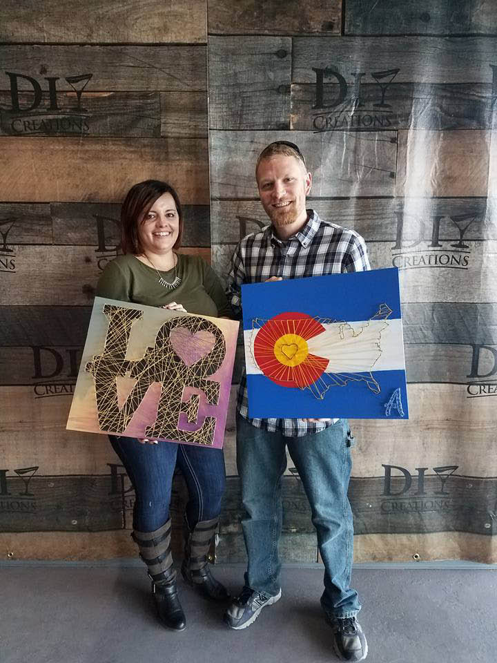 DIY Creations - Social Crafting Tavern in Loveland, Colorado