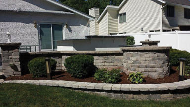 Discounted landscaping by dna Landscapes
