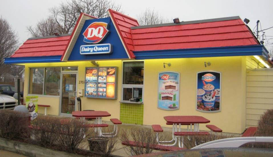 Picture of the outside of DQ - Kenosha in Kenosha, WI