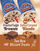 Blizzard DQ coupons and savings near Wood Dale
