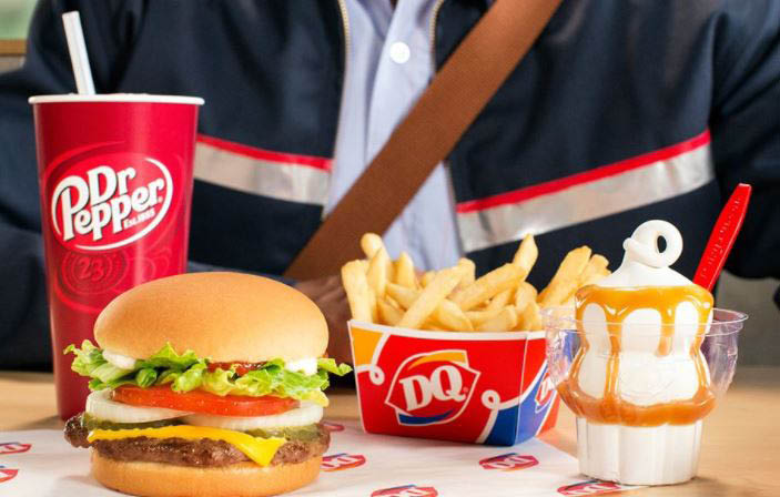 DQ Meal Deals - Burgers, Fries, Beverages & Desserts