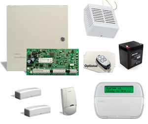 DSC Basic System equipment