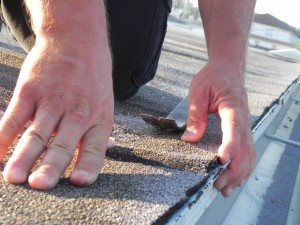 WEATHERPROOF ROOFING REPLACEMENT SHINGLE