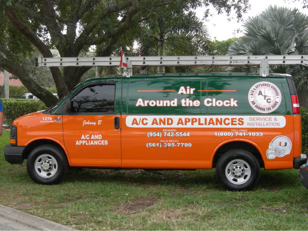 Call Today for A/C maintenance services 24/7 - 365