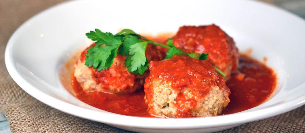 da nonna rosa homemade meatballs