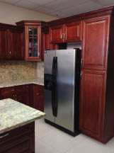 Granite countertops in Waimalua