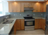 Kitchen cabinets in Moanalua