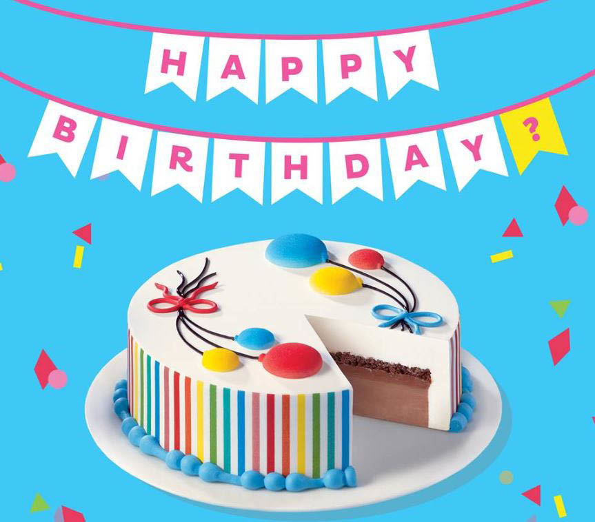 Ice cream cakes for any occasion from Dairy Queen in Edmonds, WA - Dairy Queen near me - Dairy Queen coupons - Edmonds Dairy Queen