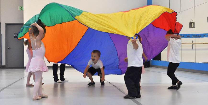 Dance school - dance studio - dance classes for children - Revolution Dance Factory - Issaquah, WA