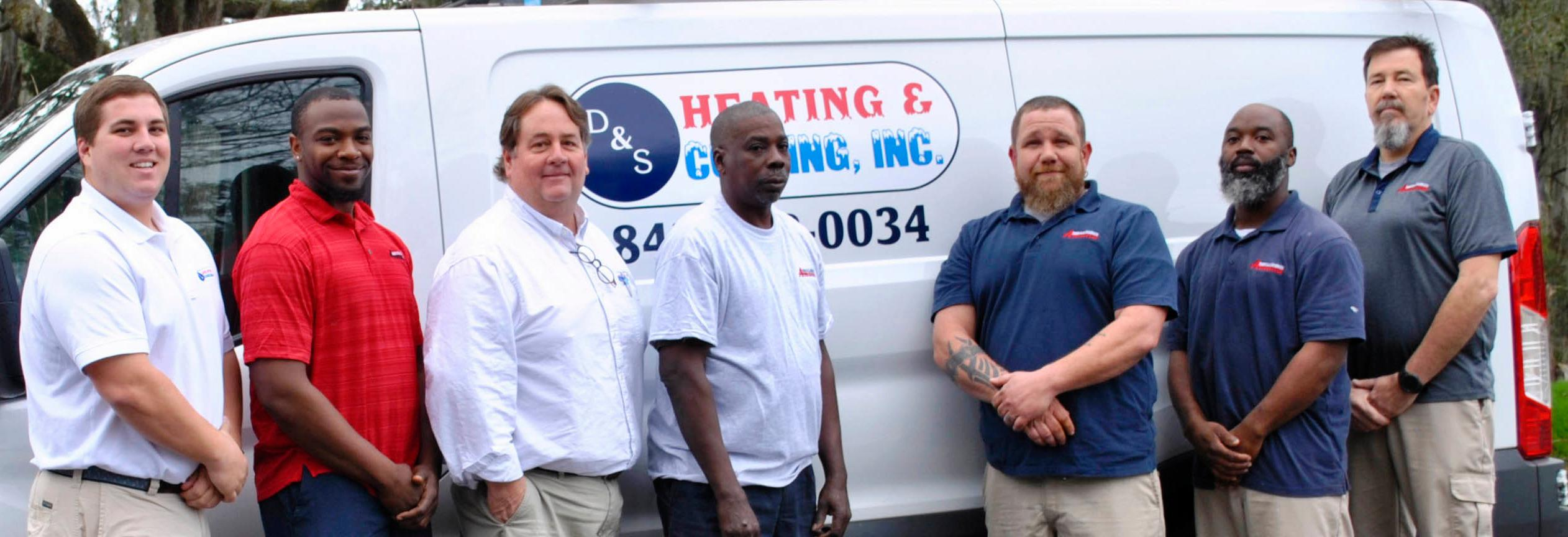D & S Heating & Cooling proudly serving Beaufort for over 50 Years!
