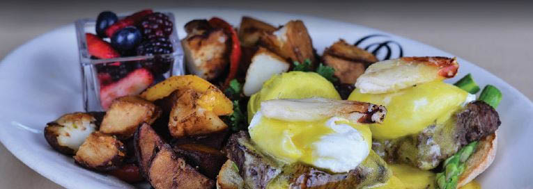 Join us for delicious weekend brunch at Daniel's Broiler every Saturday and Sunday from 10am-2pm - Seattle, WA