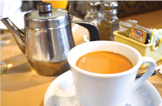 Chai tea in Sherman Oaks