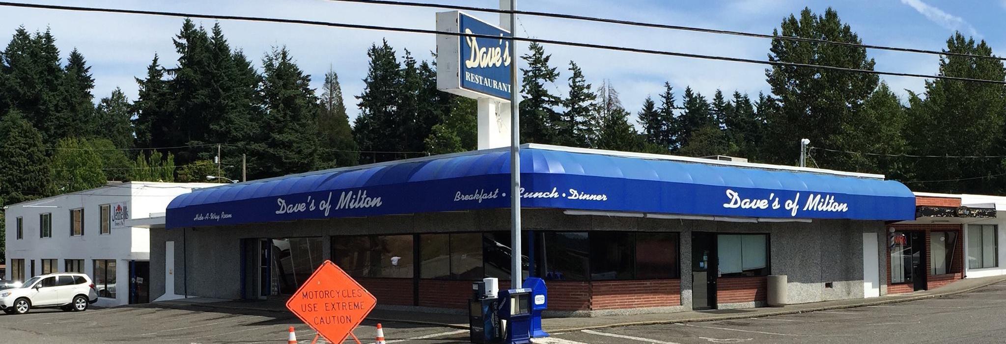 Dave's of Milton Restaurant in Milton, WA banner image