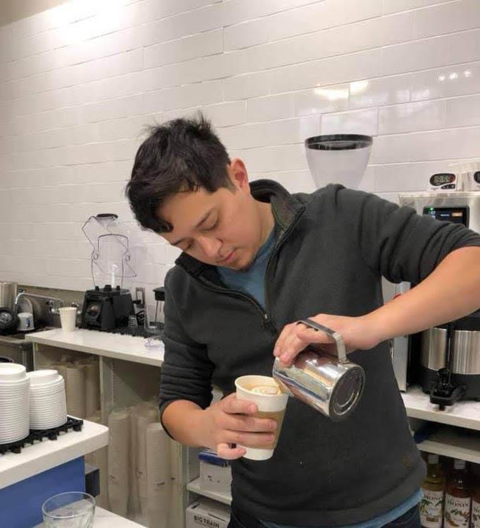 general manager david yundt sayler park coffee shop