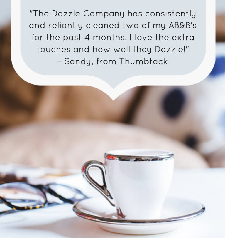Dazzle House Cleaning in Seattle, WA gets many positive testimonials from happy and satisfied customers - house cleaning coupons near me - maid service coupons near me