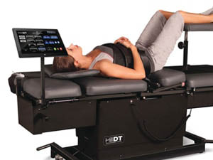Borja Physical Therapy Decompression Hill DT Table photo