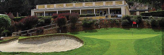 Our 18 hole, par 60, is a golfers dream.