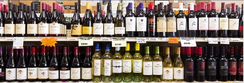 Deerfield Wine & Spirits in Illinois banner