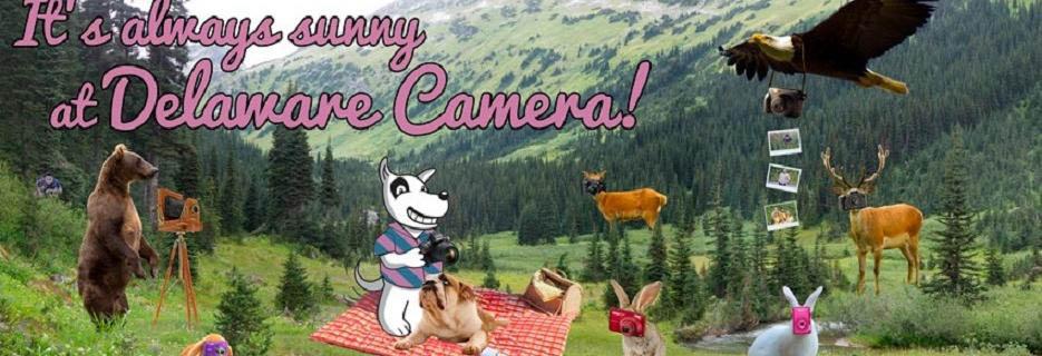 delaware camera & video,camera shop,photos,cameras,discounts on cameras,