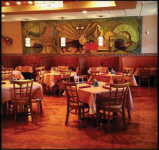 Delicia restaurant is family style and great dining for all occasions.