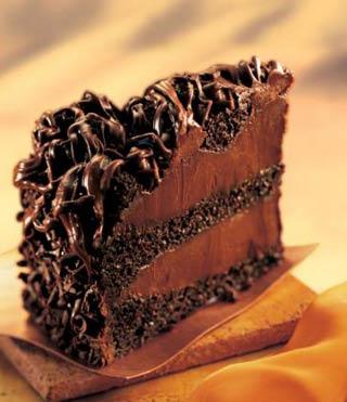 Delicious chocolate cake; desserts; sweets in Oshkosh, WI