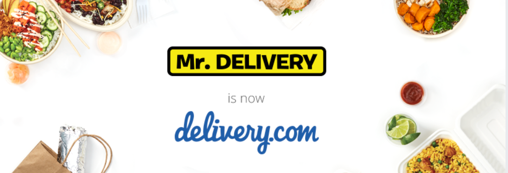 Mr.Delivery is now delivery.com