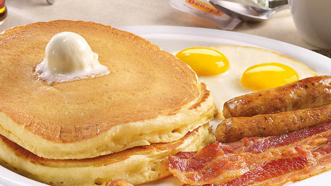 Denny's Grand Slam breakfasts - 14 participating locations in Western Washington - Denny's coupons near me - where is a Denny's near me - where is the nearest Denny's