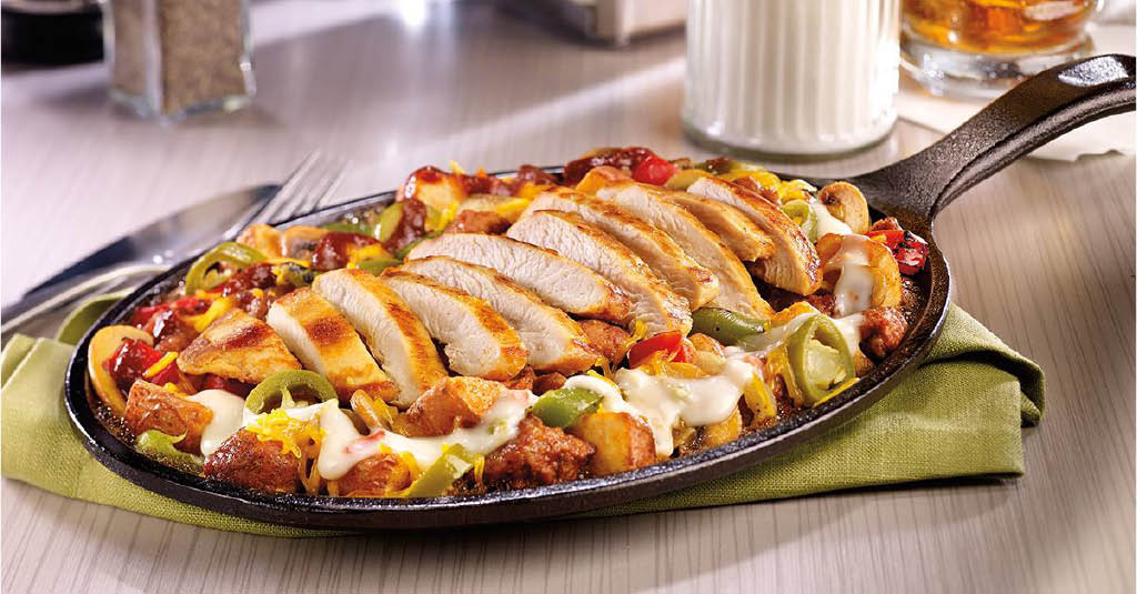 Denny's skillet dinners - Denny's skillet breakfasts - eat at Denny's - join us for dinner at Denny's Denny's coupons near me - where is a Denny's near me - where is the nearest Denny's
