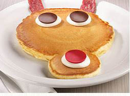 Use these Denny's coupons for pancakes and other breakfast items.