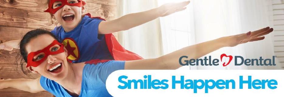 Gentle Dental in Rocklin, CA dentist dental office dental coupons free exam dentist in rocklin ca