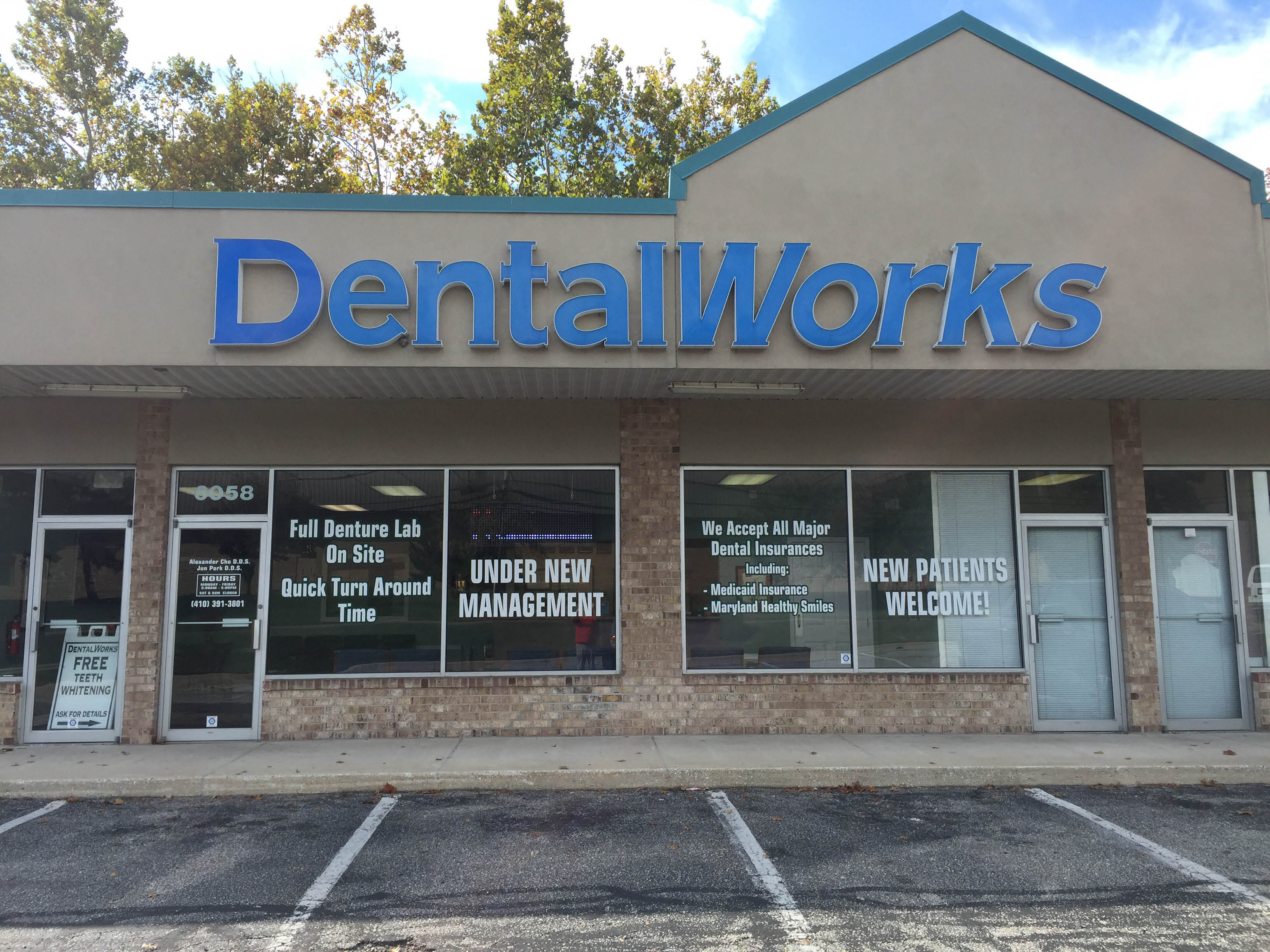 dental works in baltimore md general, cosmetic and implant dentistry.