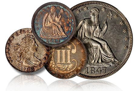 Derzon Coins and Jewelry near West Allis buys and sells rare coins
