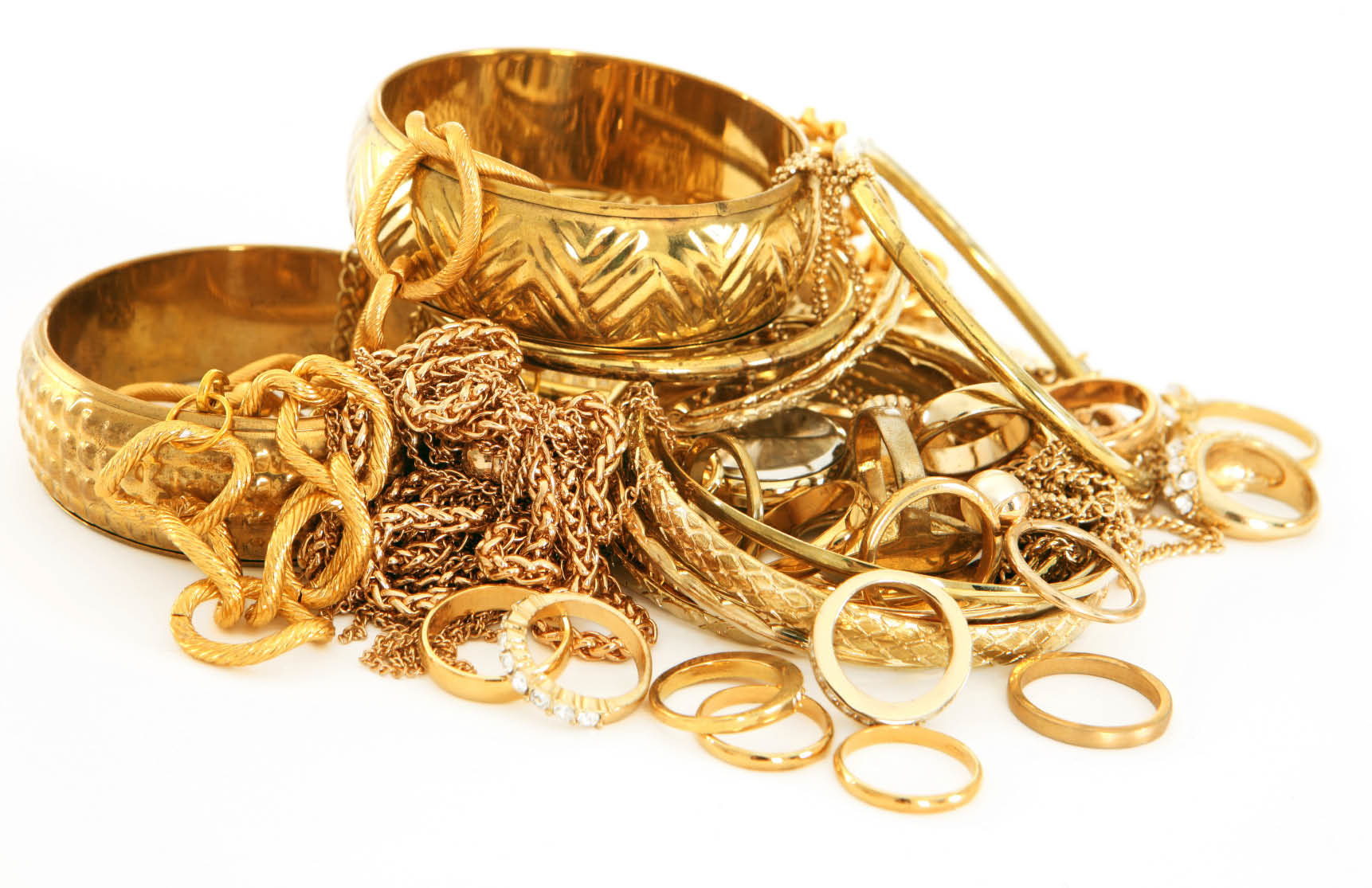 Derzon Coins and Jewelry near Greenfield sells used and new Jewelry
