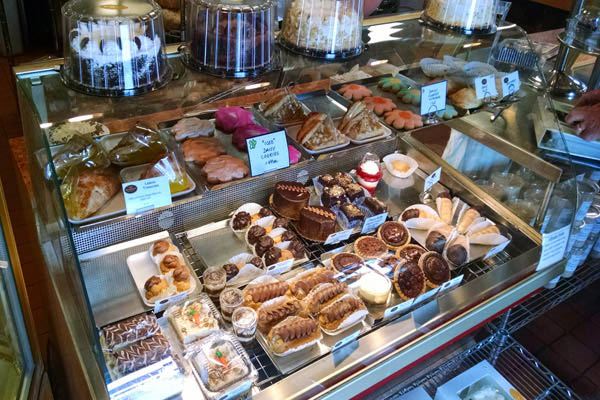 Enjoy Beautiful, Freshly made Pastries at DiCamillo Bakery