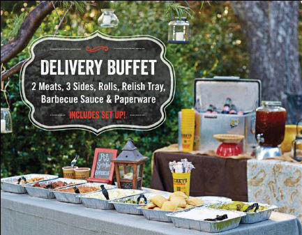 Delivery Buffet Special price near Spring, TX