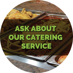 Dimassi's catering services available for big and small events