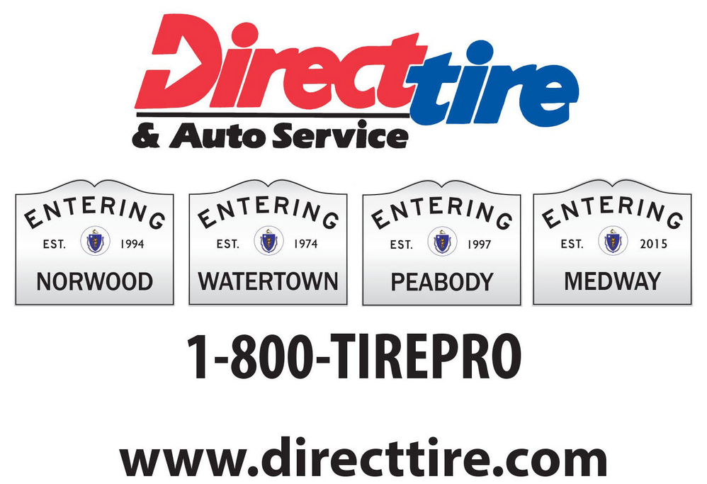 Direct Tire & Auto offers new tires, rims or wheels for your car in Peabody, MA
