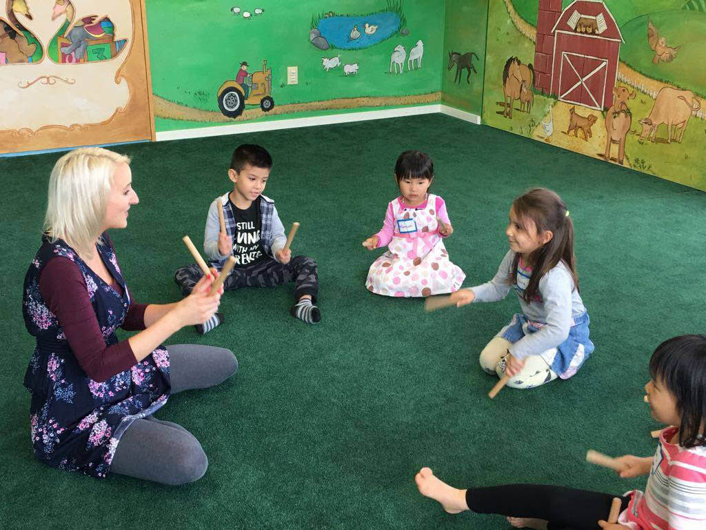 Do Re Mi Academy - preschool in Renton, WA - Renton preschools near me - group music classes for kids -