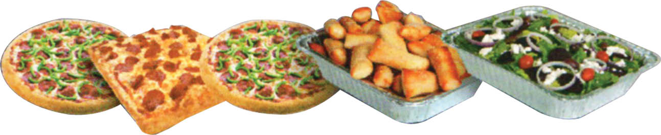 Picture of catering option at Dolly's Pizza in Livonia